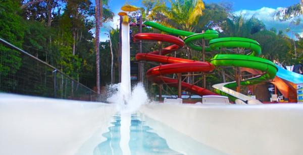 Cacoal Acqua Park - Hotel na Amazônia - Rondônia Brasil