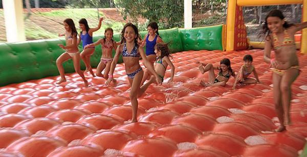 Cacoal Selva Park - Futebol de Sabão