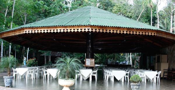 Cacoal Selva Park - Restaurantes