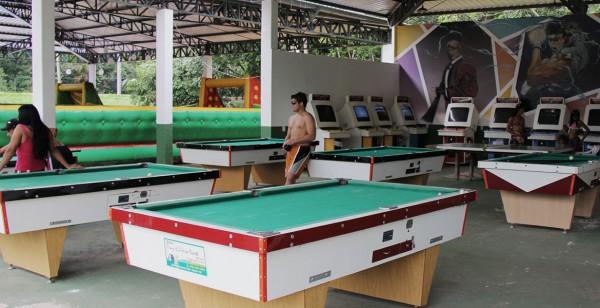 Cacoal Selva Park - Salão de Jogos